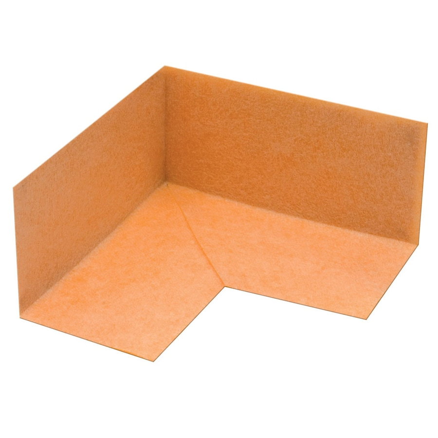 Schluter Systems Kerdi Orange Plastic Waterproofing Tile Membrane