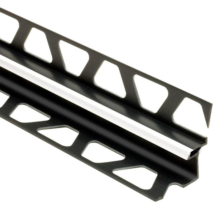 Schluter Systems Dilex-EKE 0.5-in W x 98.5-in L PVC Tile Edge Trim