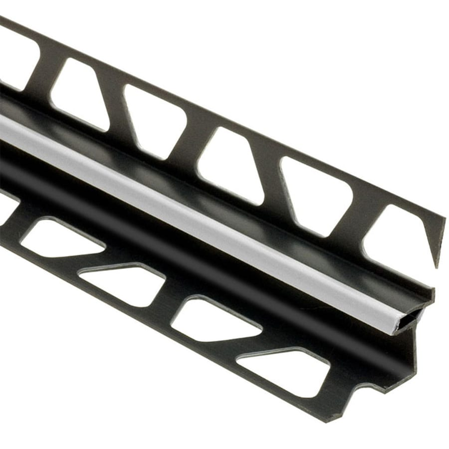 Schluter Systems Dilex-EKE 0.5-in W x 98.5-in L PVC Tile Edge Trim