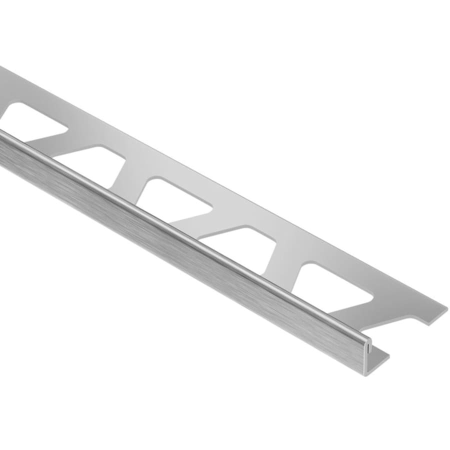 Schluter Systems Schiene 0.25-in W x 98.5-in L Steel Tile Edge Trim