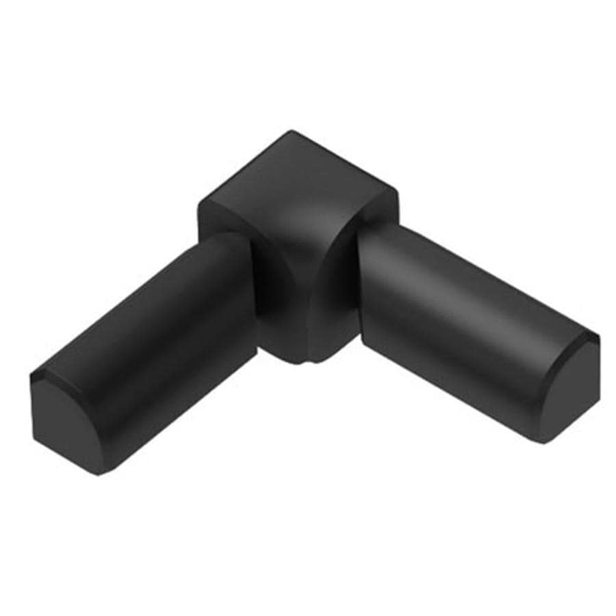 Schluter Systems Rondec 0.375-in W x 1-in L Aluminum Tile Edge Trim