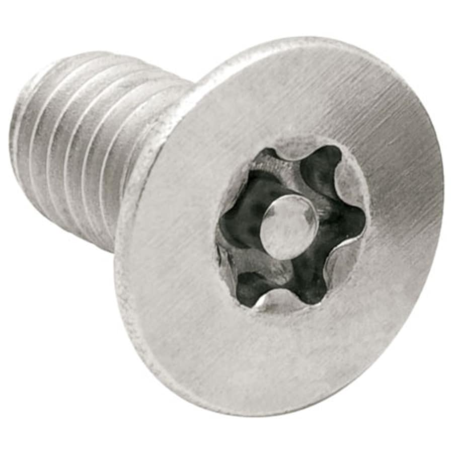 Schluter Systems 0.5-in x 0.125-in Stainless Steel Flat Trim Screw