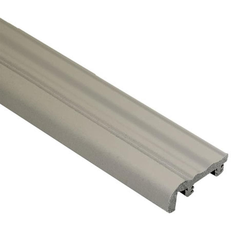 Schluter Systems Trep-S 1.031-in W x 600-in L PVC Tile Edge Trim