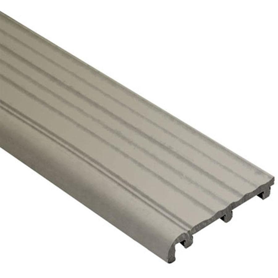 Schluter Systems Trep-B 2.063-in W x 98.5-in L PVC Tile Edge Trim