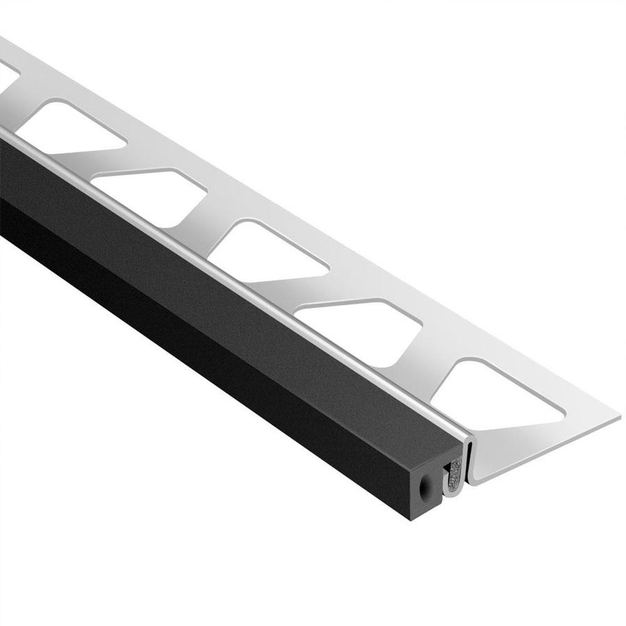 Schluter Systems Dilex-KSA 0.438-in W x 98.5-in L Steel Tile Edge Trim