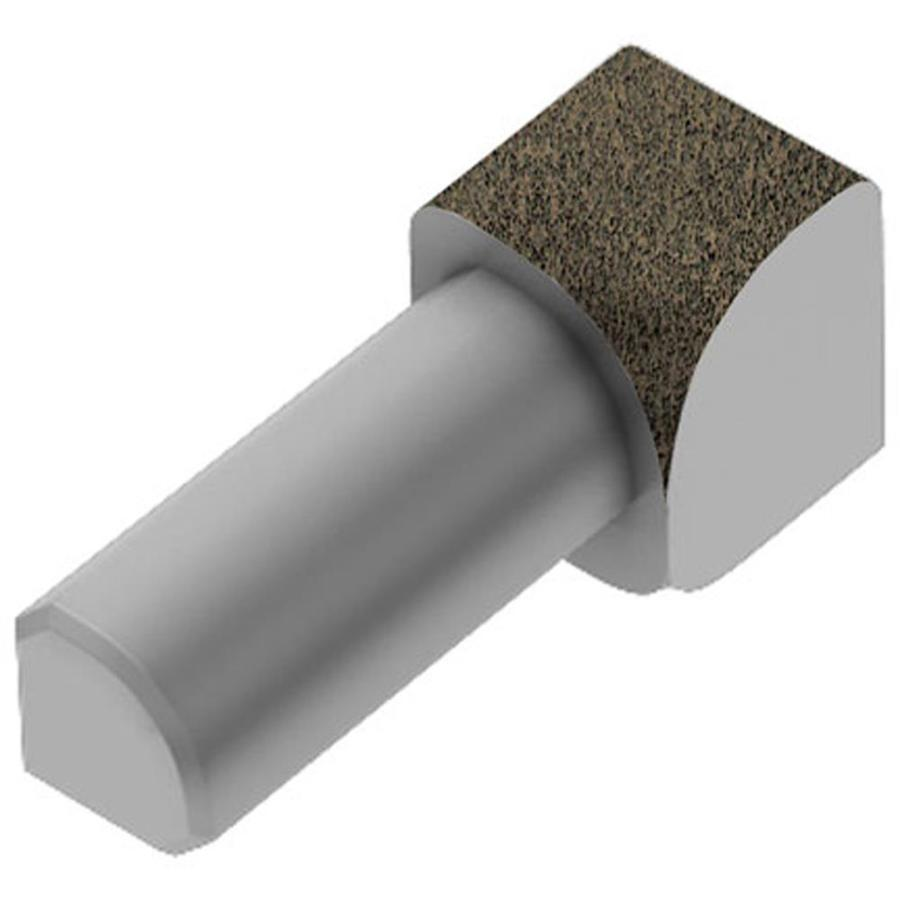 Schluter Systems Rondec 0.313-in W x 1-in L Aluminum Commercial/Residential Tile Edge Trim