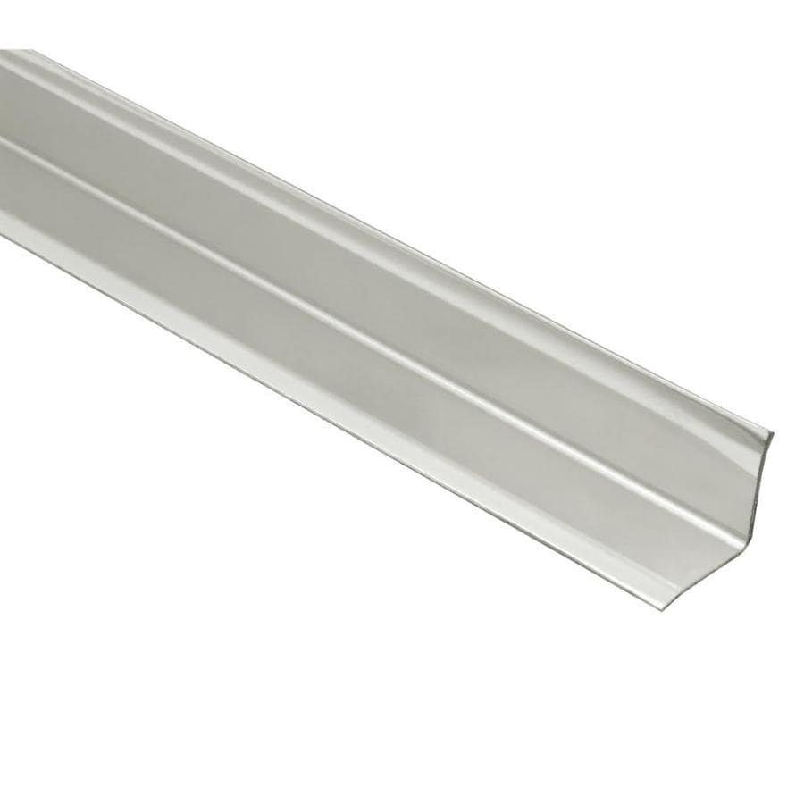 Schluter Systems Eck-KI 0.563-in W x 59-in L Steel Tile Edge Trim