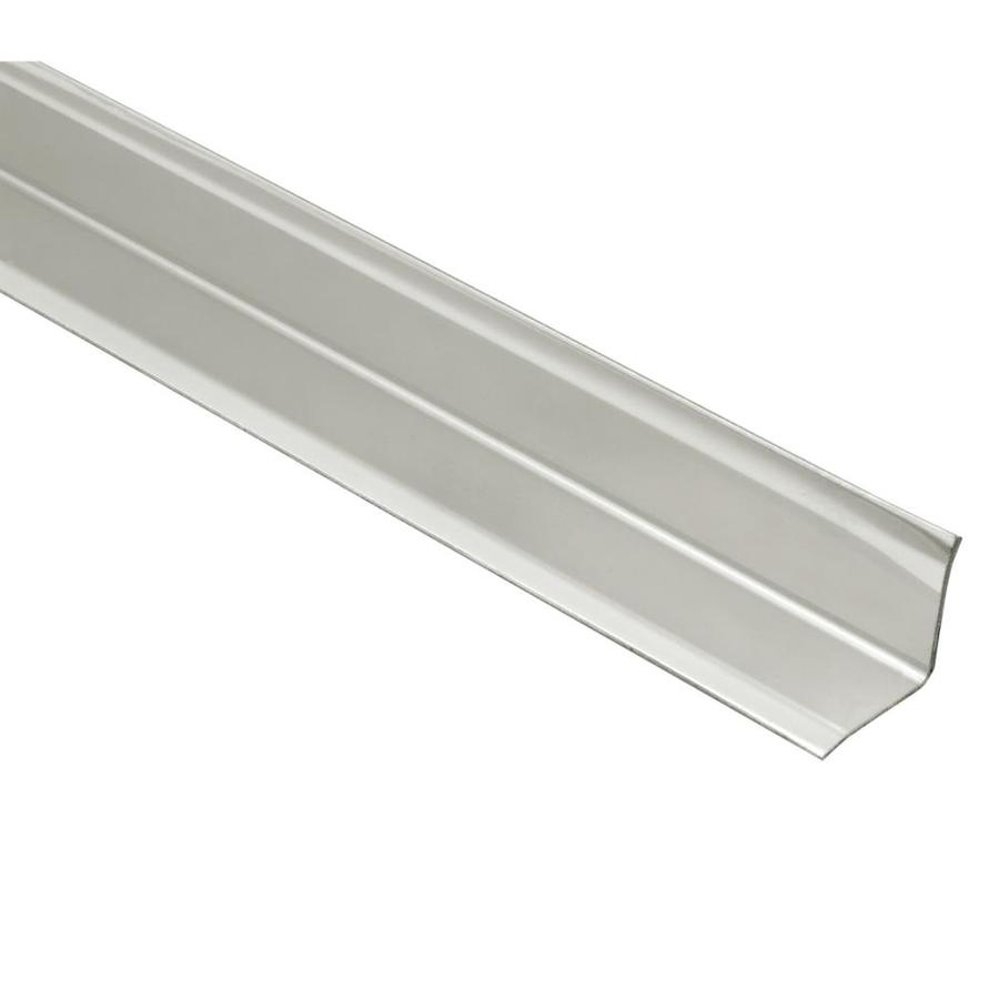 Schluter Systems 0.563-in W x 98.5-in L Steel Commercial/Residential Tile Edge Trim