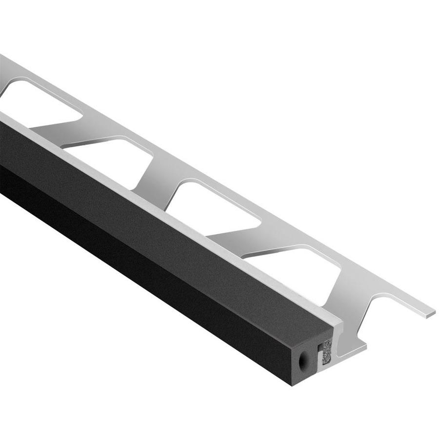 Schluter Systems Dilex-KSA 0.438-in W x 98.5-in L Aluminum Tile Edge Trim