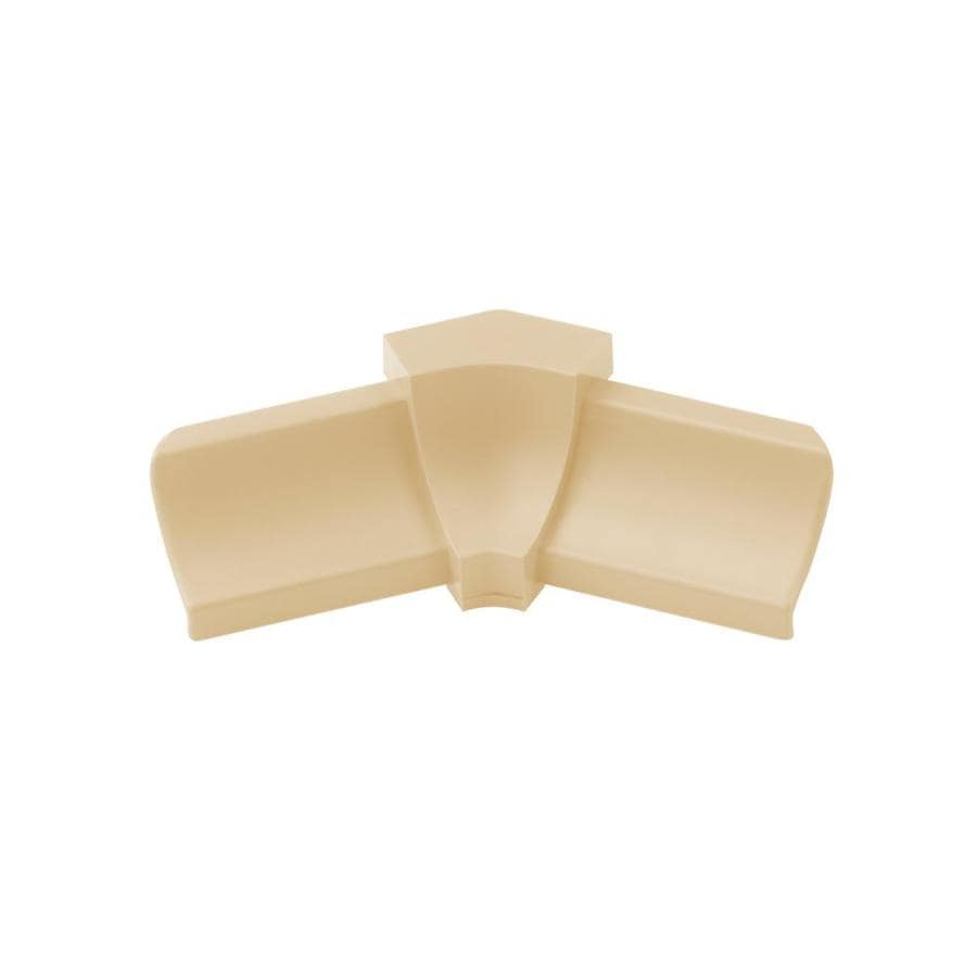 Schluter Systems 0.5-in W x 1-in L PVC Commercial/Residential Tile Edge Trim