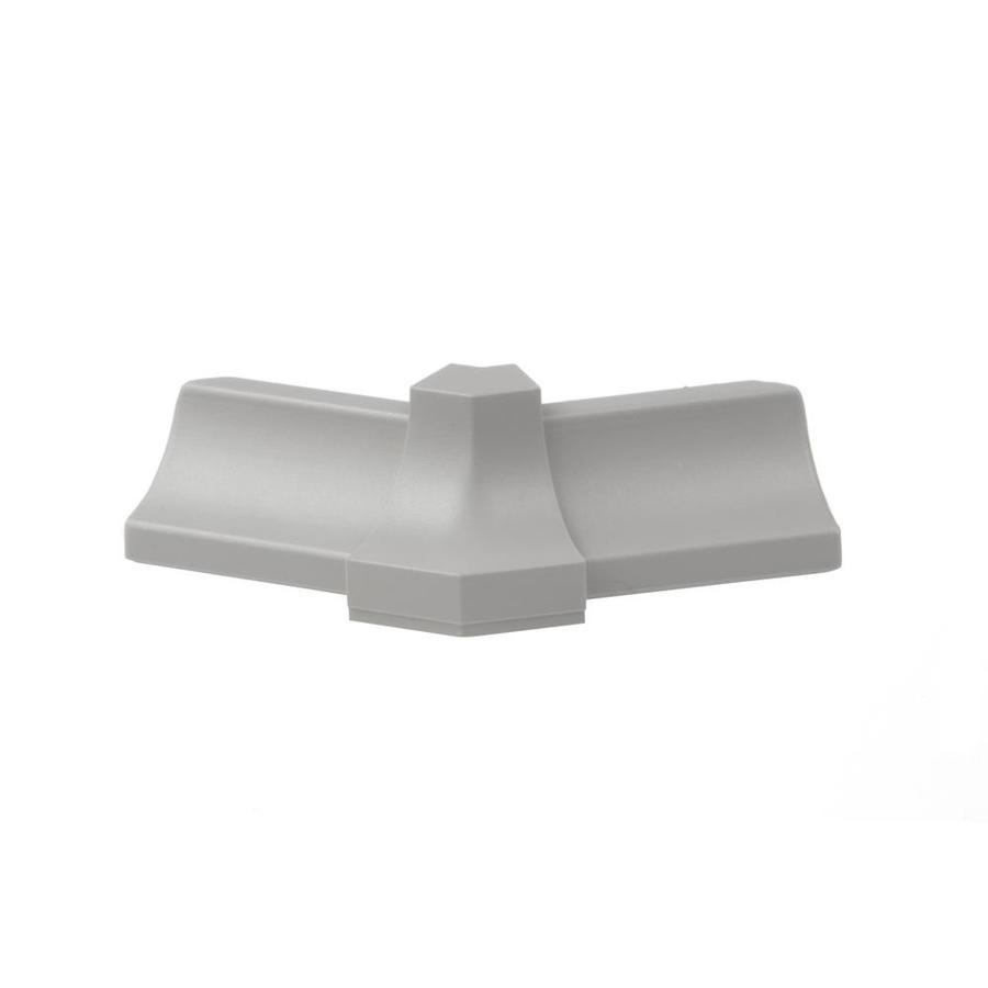 Schluter Systems Dilex-PHK 0.5-in W x 1-in L PVC Tile Edge Trim