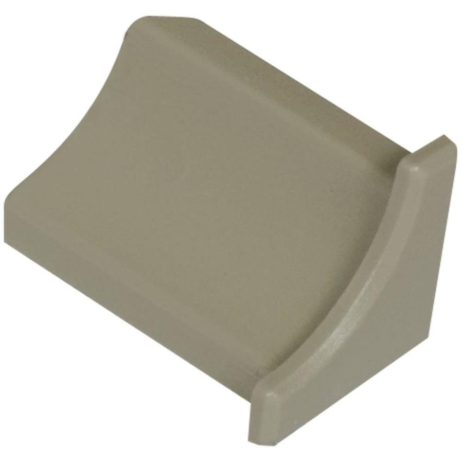 Schluter Systems 0.563-in W x 1-in L PVC Commercial/Residential Tile Edge Trim