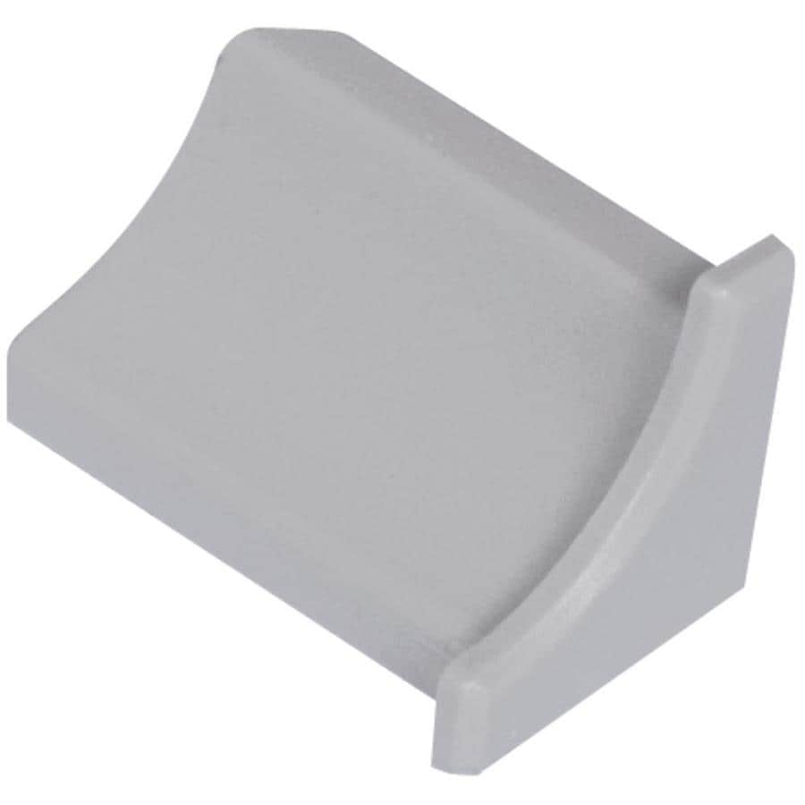Schluter Systems Dilex-PHK 0.563-in W x 1-in L PVC Tile Edge Trim