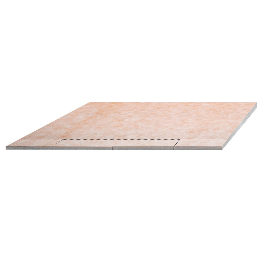 Schluter Systems Kerdi Orange Styrene Shower Tray