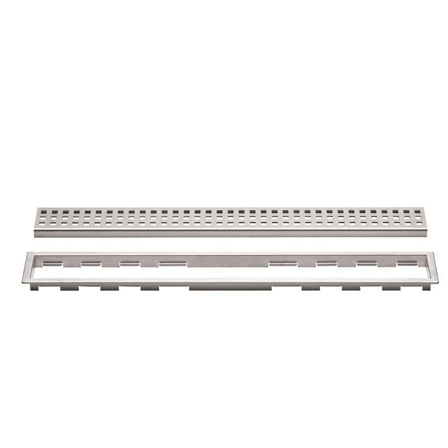 Schluter Systems Kerdi Line Stainless Steel Grate