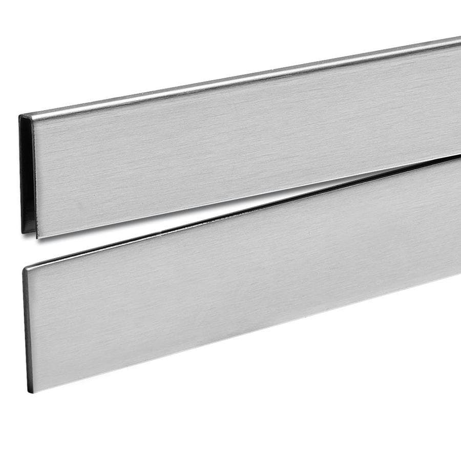 Schluter Systems 0.906-in W x 55-in L Steel Commercial/Residential Tile Edge Trim