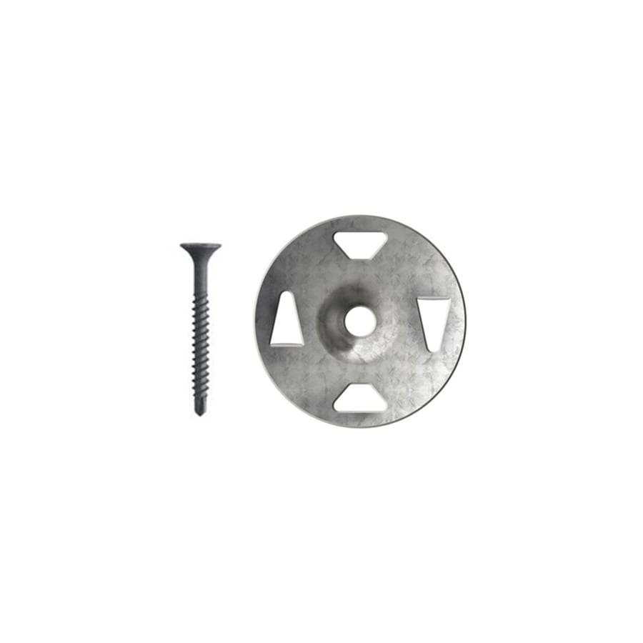 Schluter Systems Kerdi Silver Anodized Aluminum Screw and Washer Set