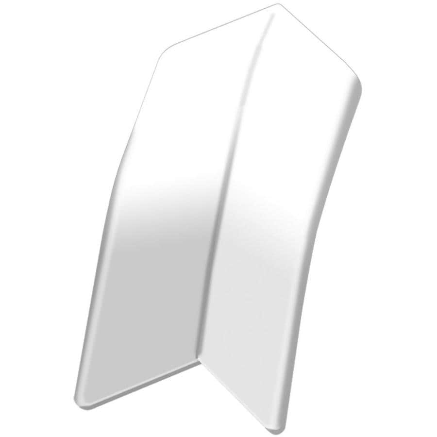 Schluter Systems Dilex-AS 0.063-in W x 1.375-in L PVC Tile Edge Trim