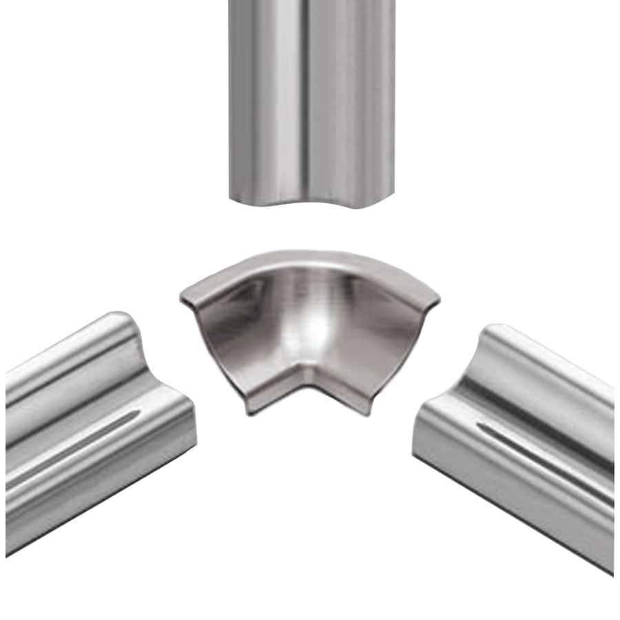 Schluter Systems Dilex-PHK 1-in W x 1.5-in L Steel Tile Edge Trim