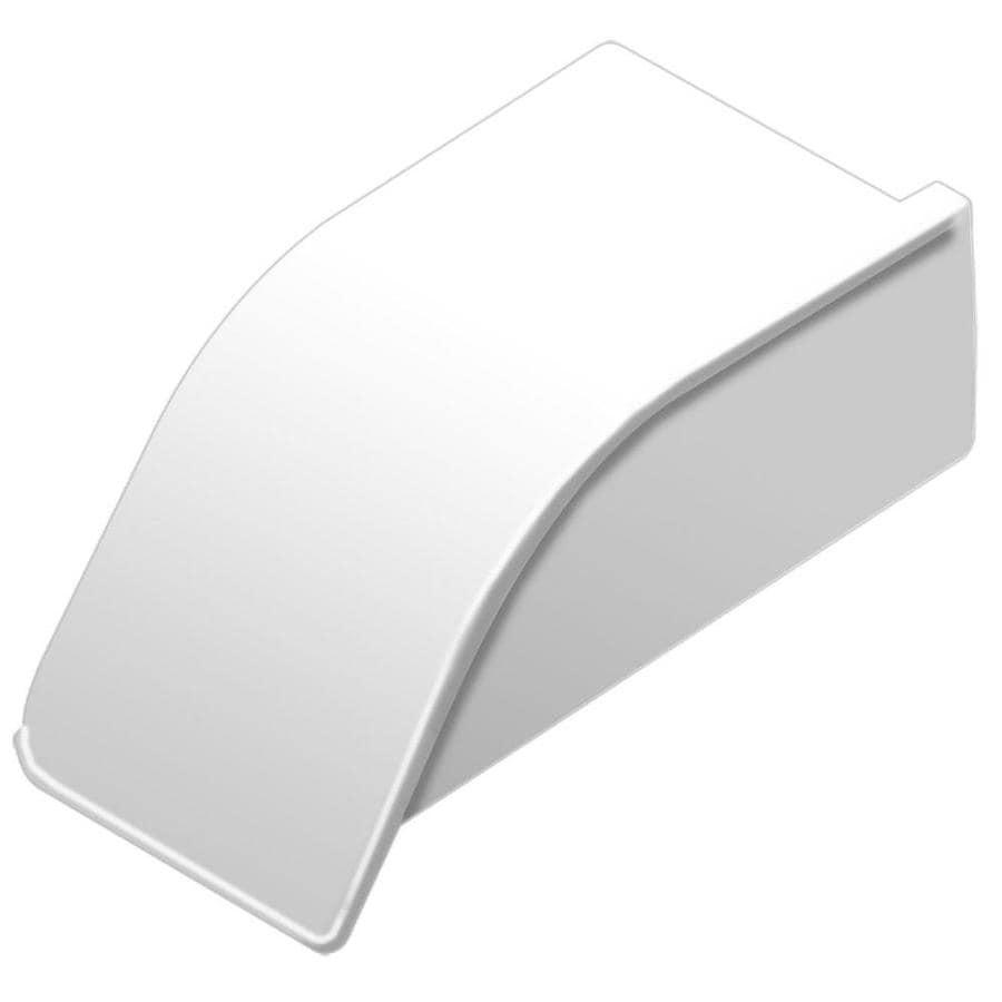 Schluter Systems Dilex-AS 0.313-in W x 0.875-in L PVC Tile Edge Trim