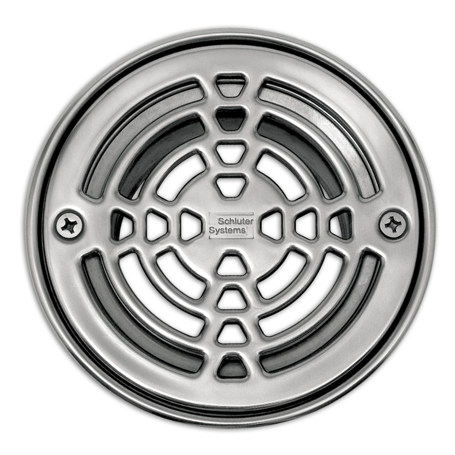 Schluter Systems Stainless Steel Grate