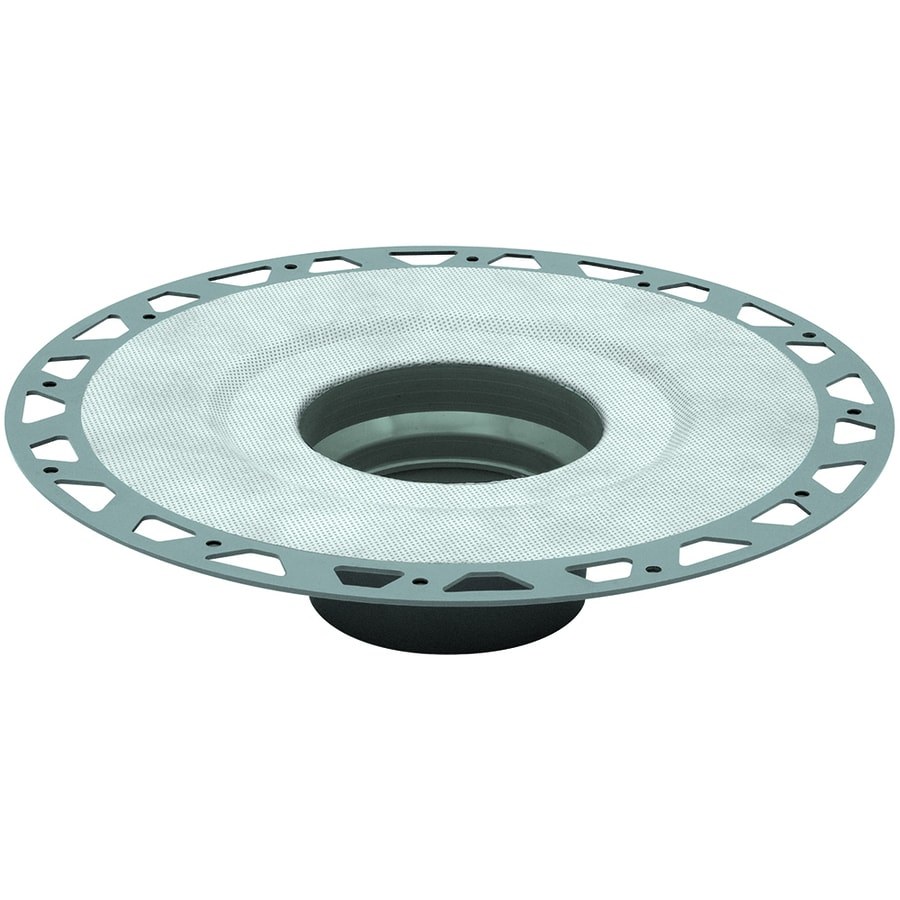 Schluter Systems 11.813-in Gray PVC Flange