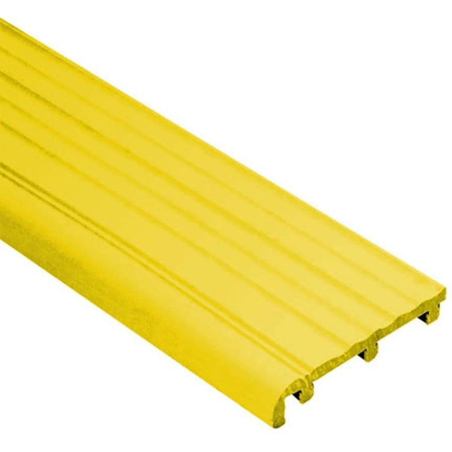 Schluter Systems Trep-B 2.063-in W x 600-in L PVC Tile Edge Trim