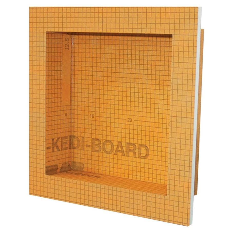 Schluter Systems Kerdi Orange Shower Wall Niche