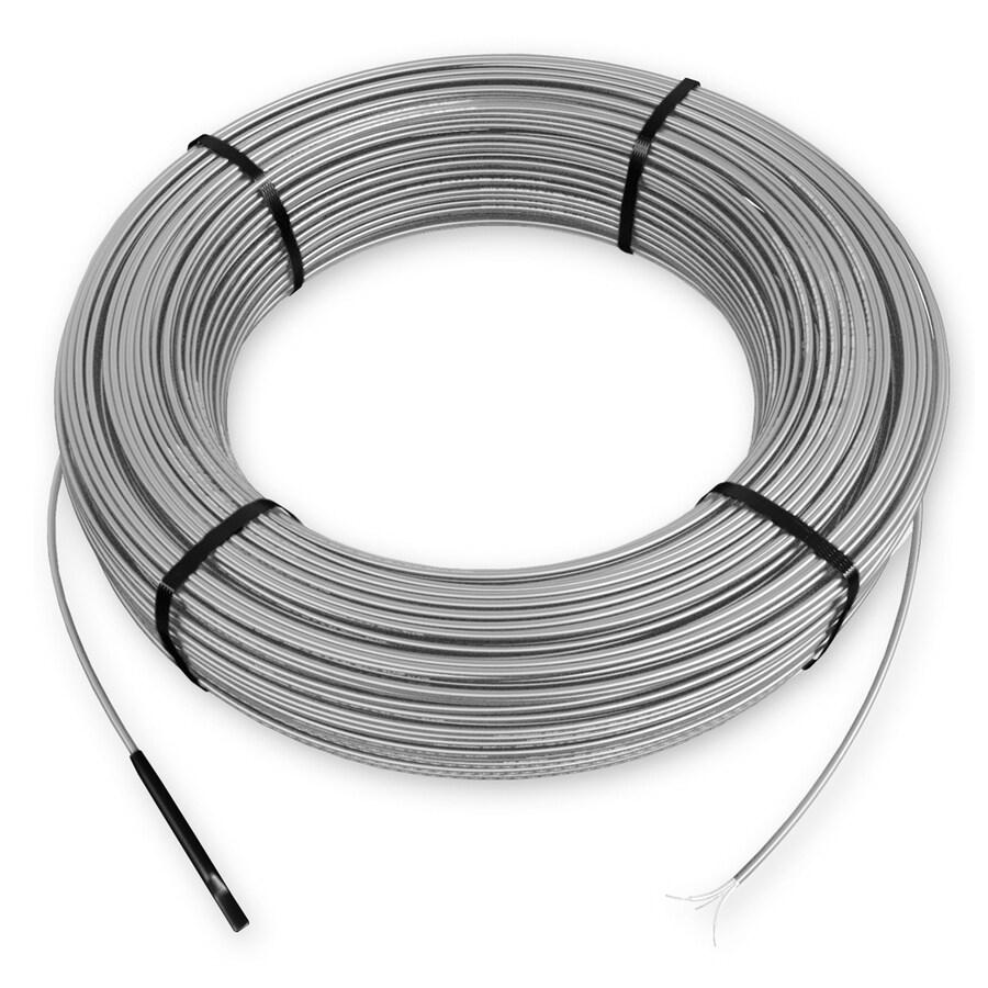 Schluter Systems 0.188-in x 634.8-in Grey 120-Volt Warming Wire