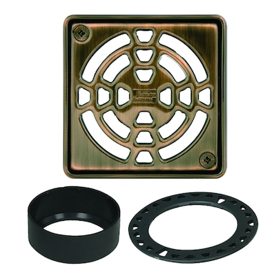 Oil Rubbed Bronze Shower Drain.Schluter Systems Kerdi Drain Oil Rubbed Bronze Stainless