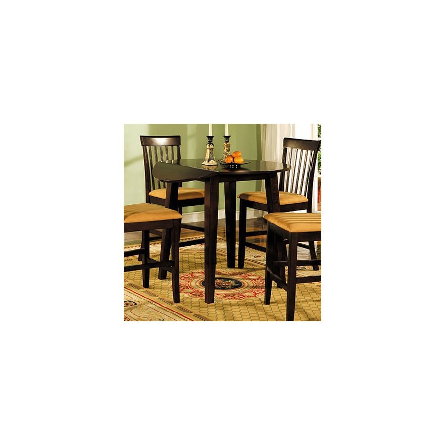 Furniture of America Clarksville Dark Cherry Round Dining Table
