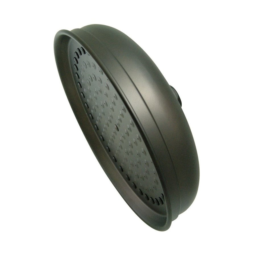 Elements of Design Hot Springs 8-in 2.5-GPM (9.5-LPM) Oil-Rubbed Bronze Rain Showerhead
