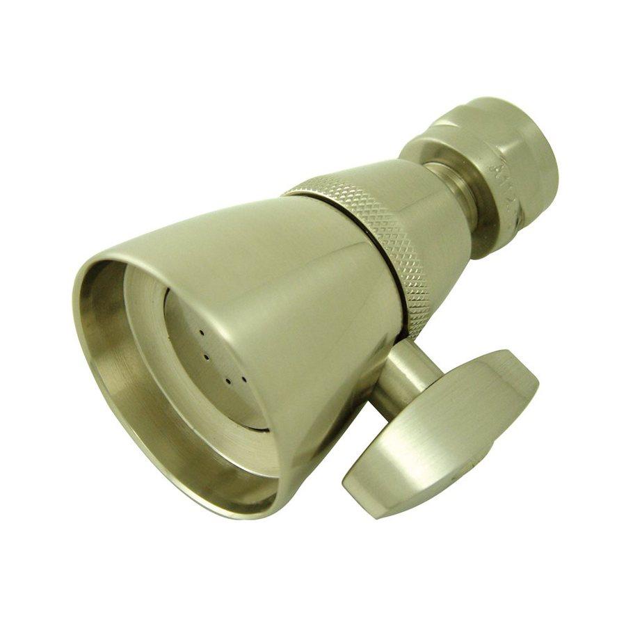 Elements of Design Satin Nickel Shower Head