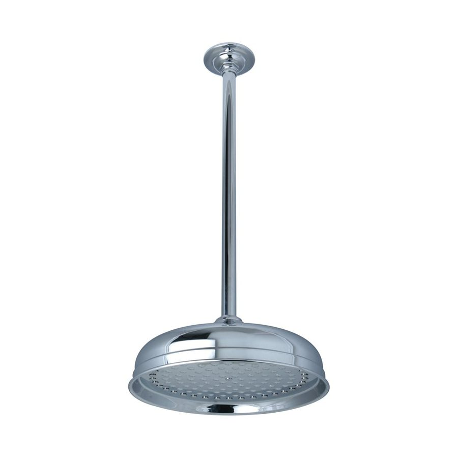 Elements of Design Trimscape 10-in 2.5-GPM (9.5-LPM) Polished Chrome Rain Showerhead