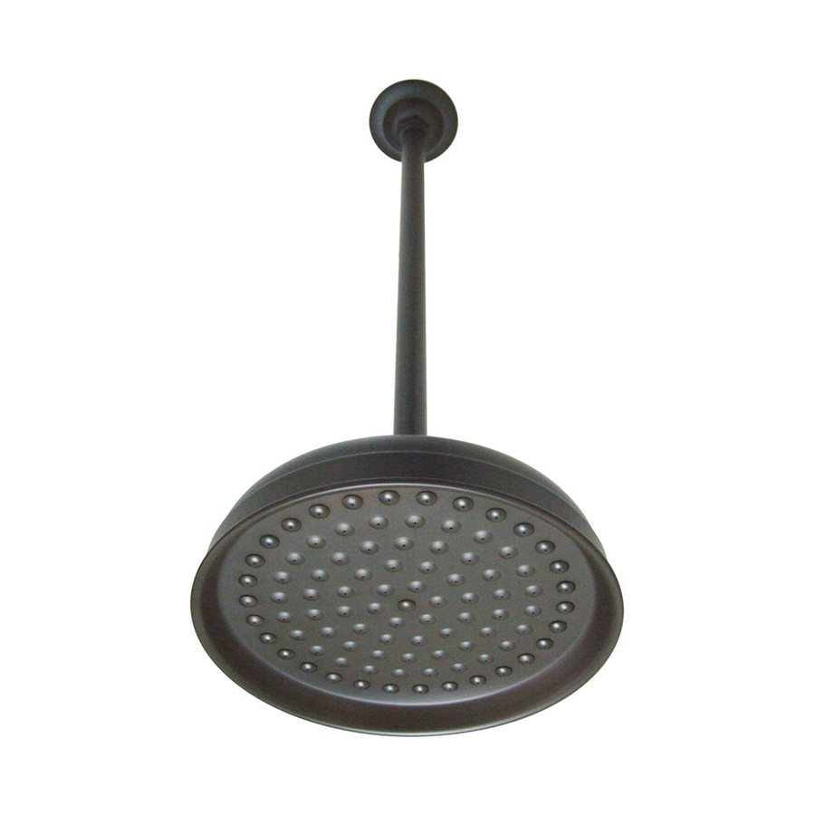 Elements of Design Trimscape 10-in 2.5-GPM (9.5 Lpm) Oil-Rubbed Bronze Rain Showerhead