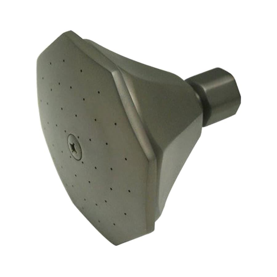 Elements of Design Victorian 3.75-in 2.5-GPM (9.5-LPM) Oil-Rubbed Bronze Showerhead