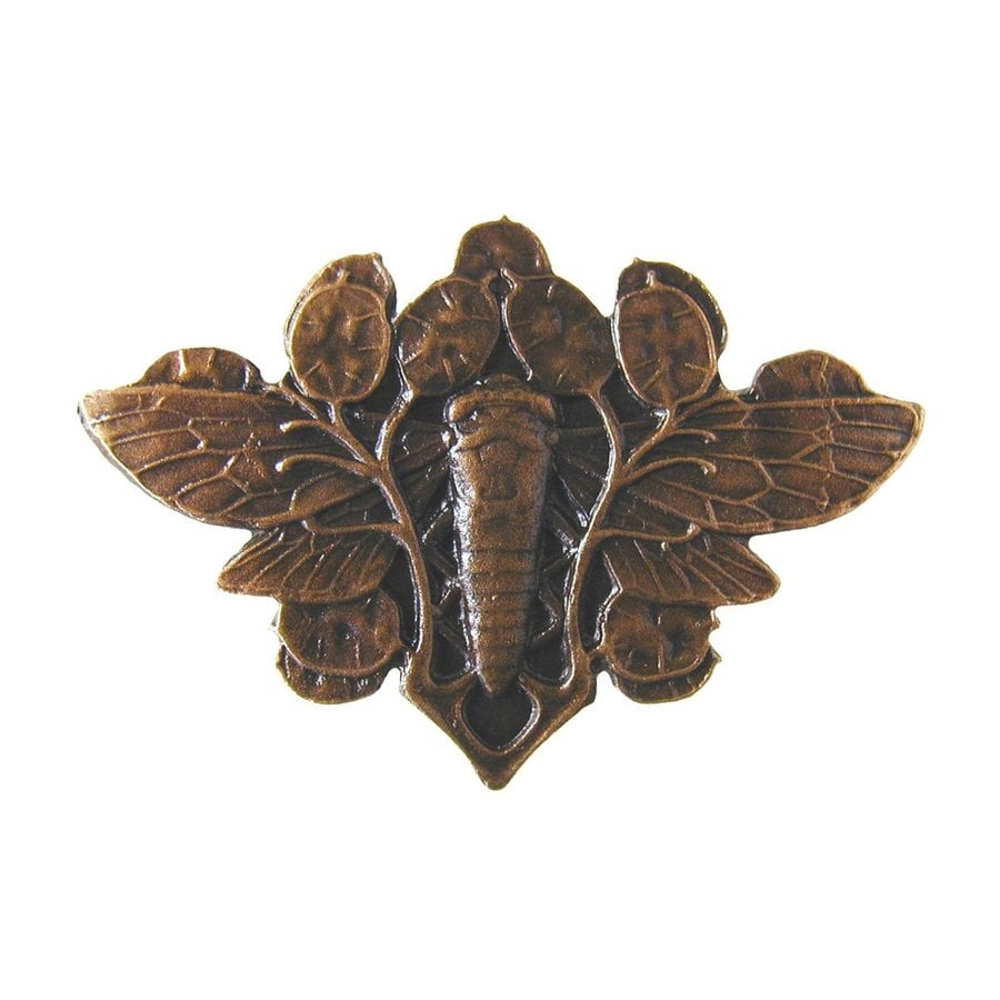 Notting Hill 2-in Bronze All Creatures Novelty Cabinet Knob