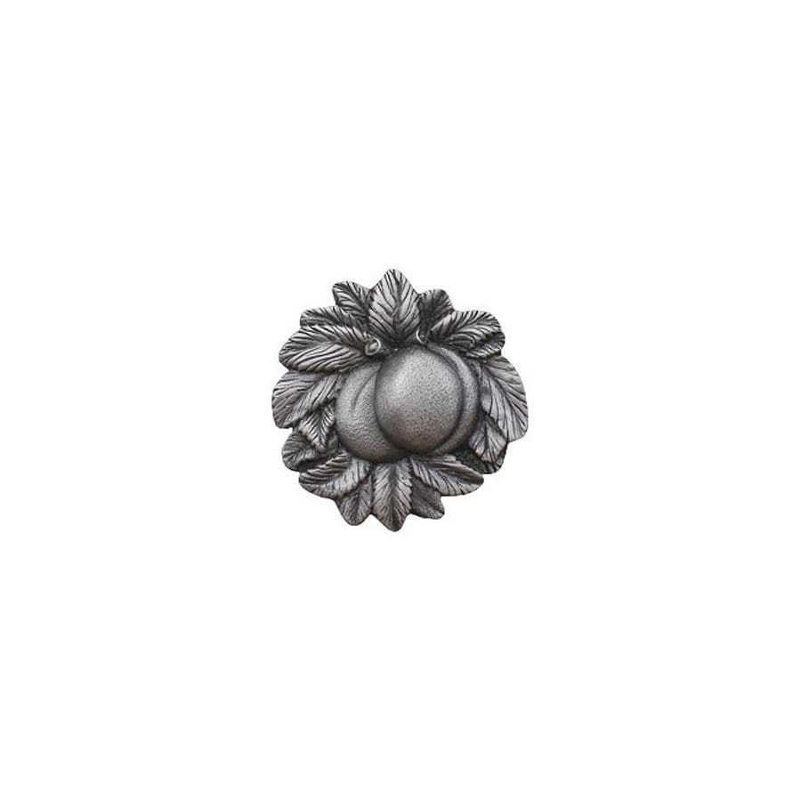 Notting Hill 1-1/2-in Pewter Kitchen Garden Novelty Cabinet Knob
