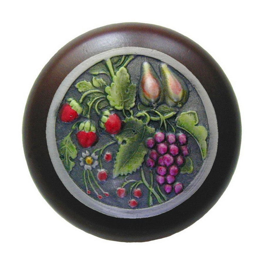 Notting Hill 1-1/2-in Pewter Tuscan Round Cabinet Knob