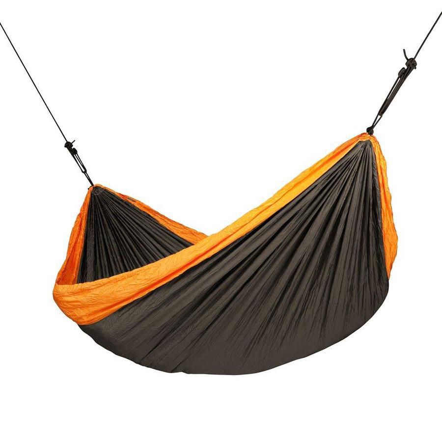 La Siesta Colibri Orange Fabric Hammock At Lowes Com
