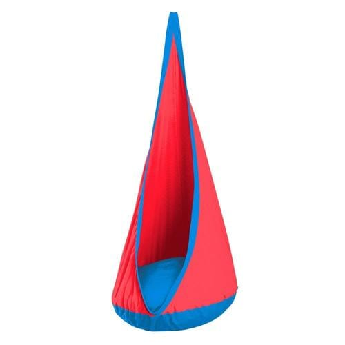 Stupendous La Siesta Joki Spider Fabric Hammock Chair At Lowes Com Bralicious Painted Fabric Chair Ideas Braliciousco