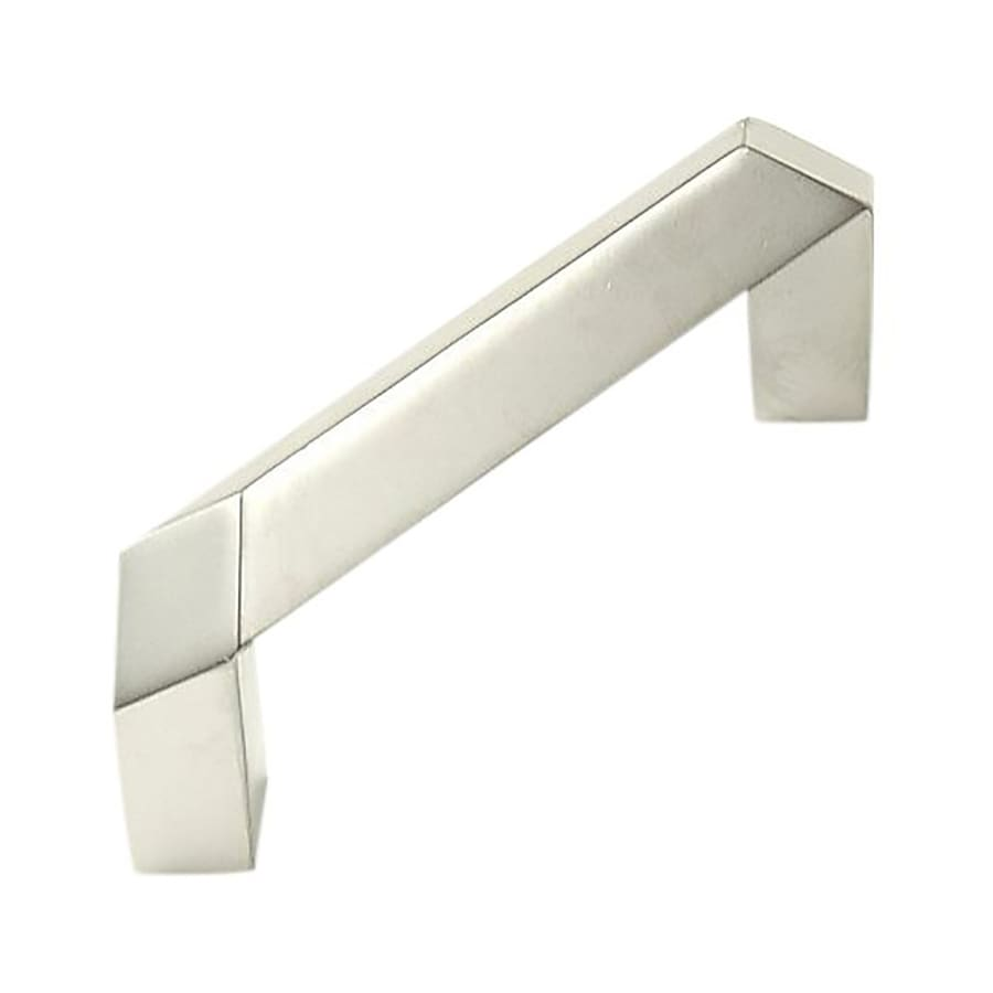 Century Hardware 2-1/2-in Center-To-Center Dull Chrome Europe Venus Bar Cabinet Pull