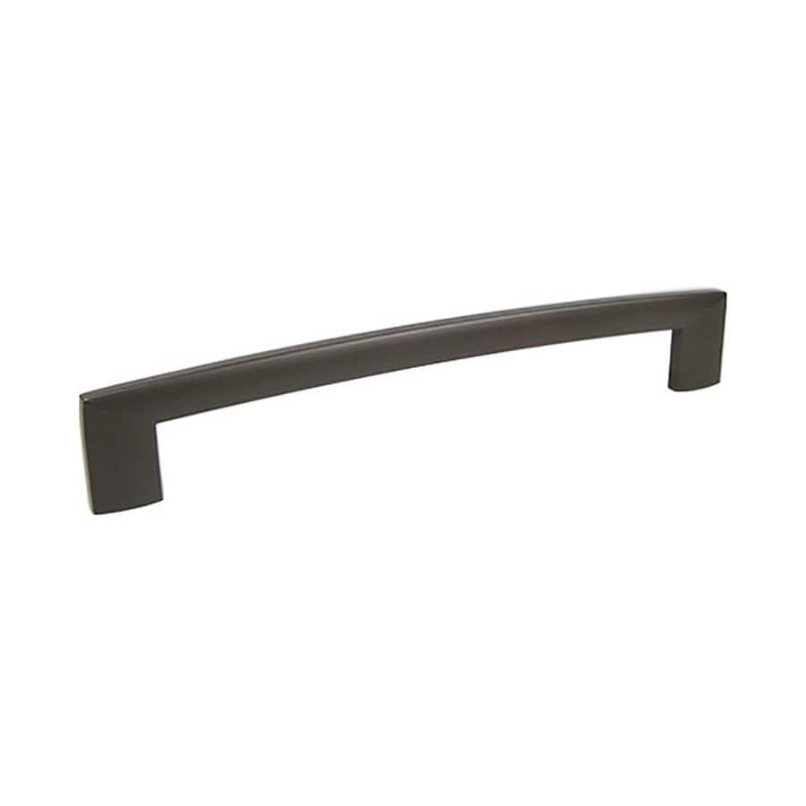 Century Hardware 192mm Center-To-Center Oil-Rubbed Bronze Villon Rectangular Cabinet Pull