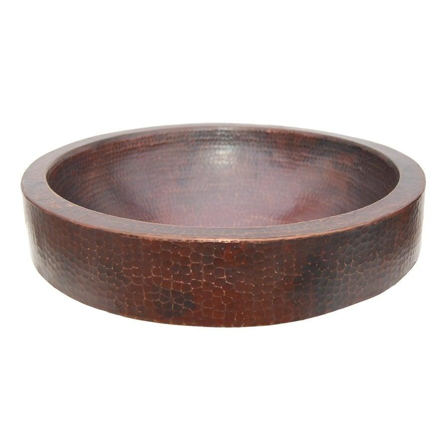 shop bath antique copper vessel bathroom