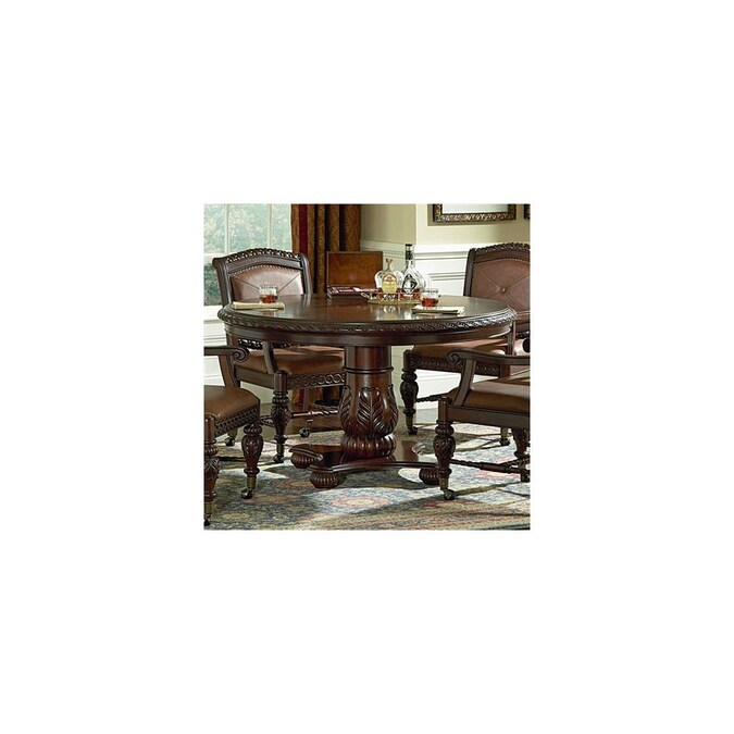 Antoinette Cherry Round Dining Table