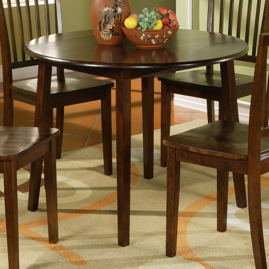 Steve Silver Company Branson Espresso Round Dining Table