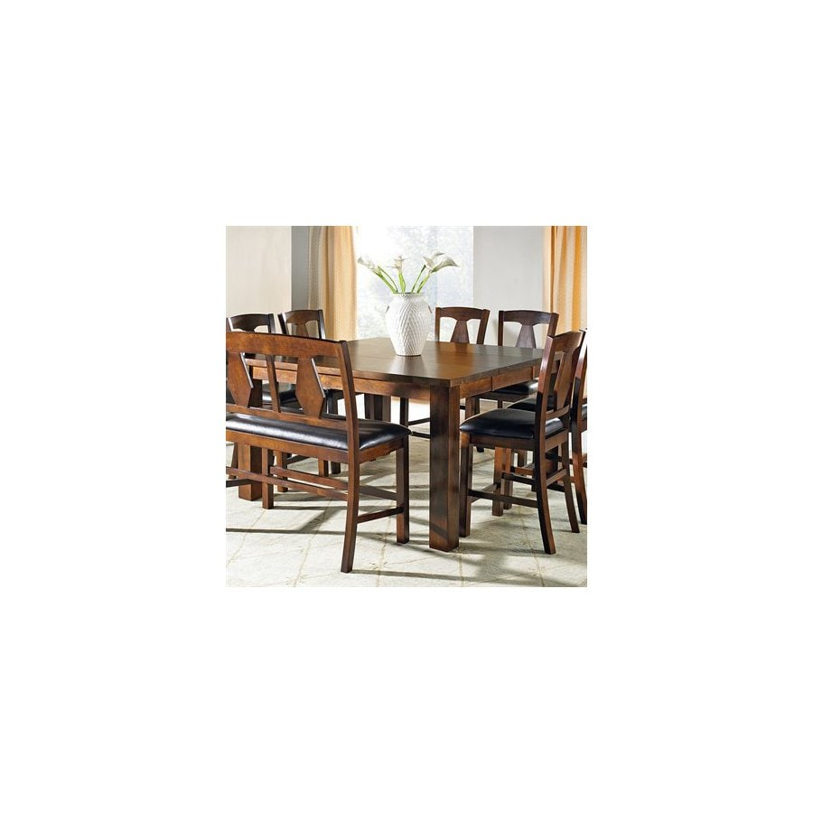 Steve Silver Company Lakewood Cherry Square Dining Table
