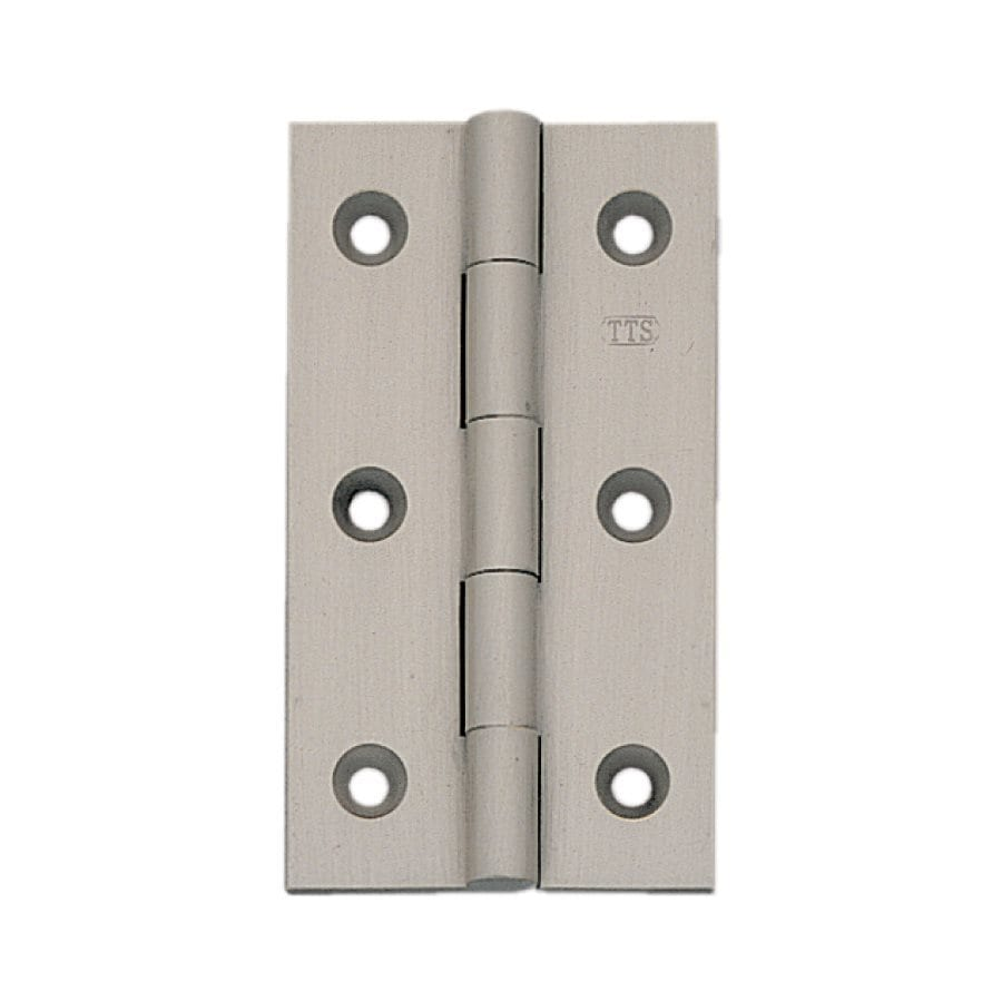 Sugatsune 65mm x 38mm Satin Nickel Butt Cabinet Hinge