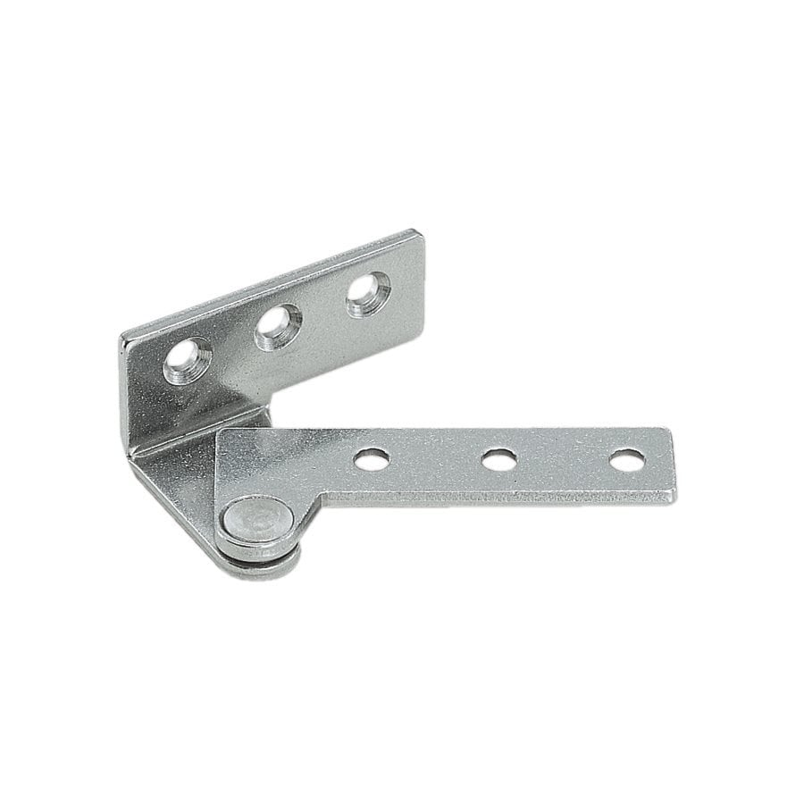 Sugatsune 23mm x 65mm Satin Cabinet Hinge