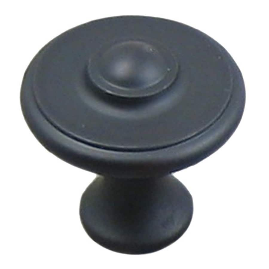 Rusticware Traditional Oil-Rubbed Bronze Round Cabinet Knob
